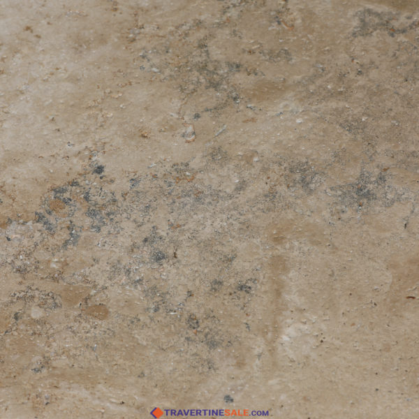 country classic travertine surface with dry rusty beige look