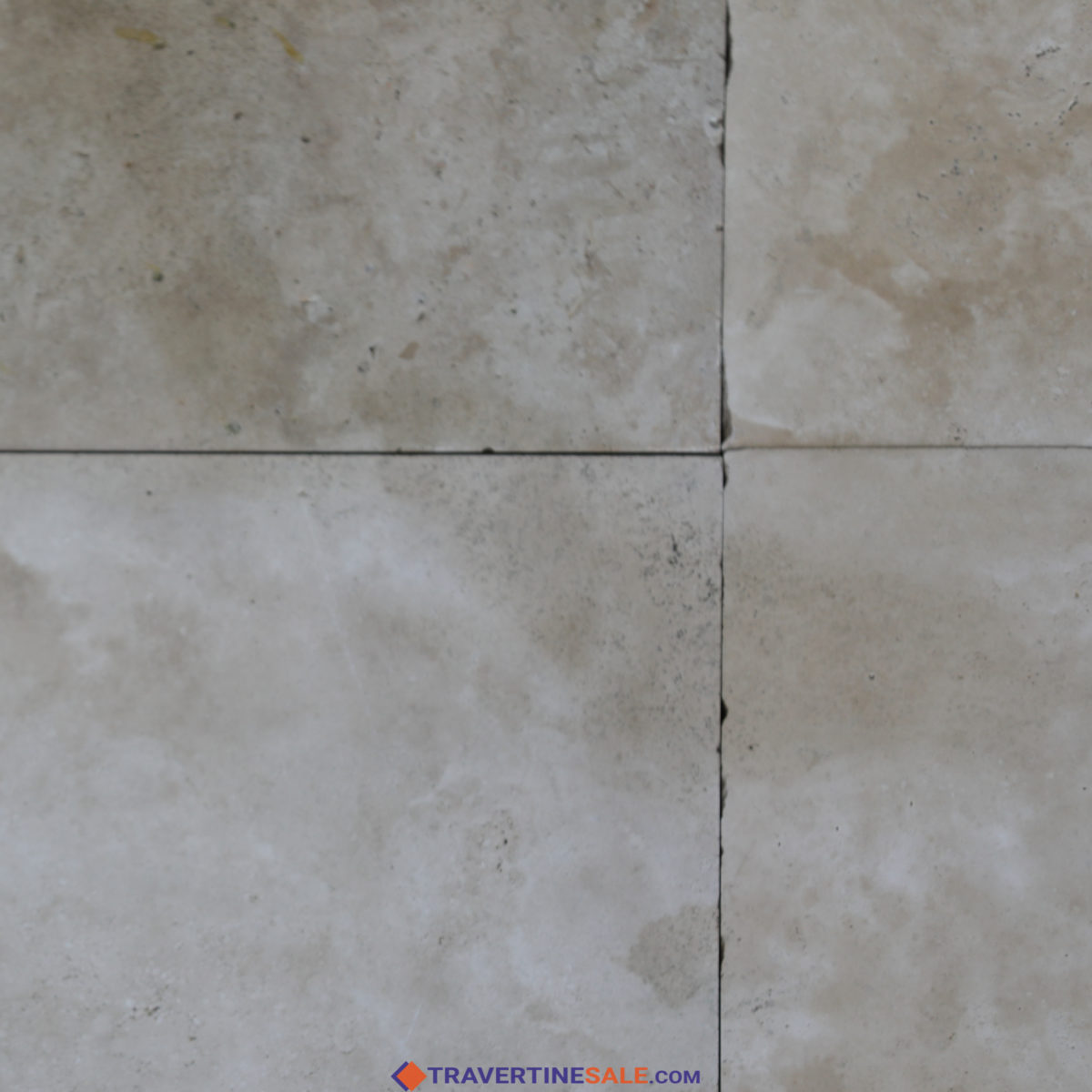 classic cross cut travertine tiles with honed and filled finish with beige color