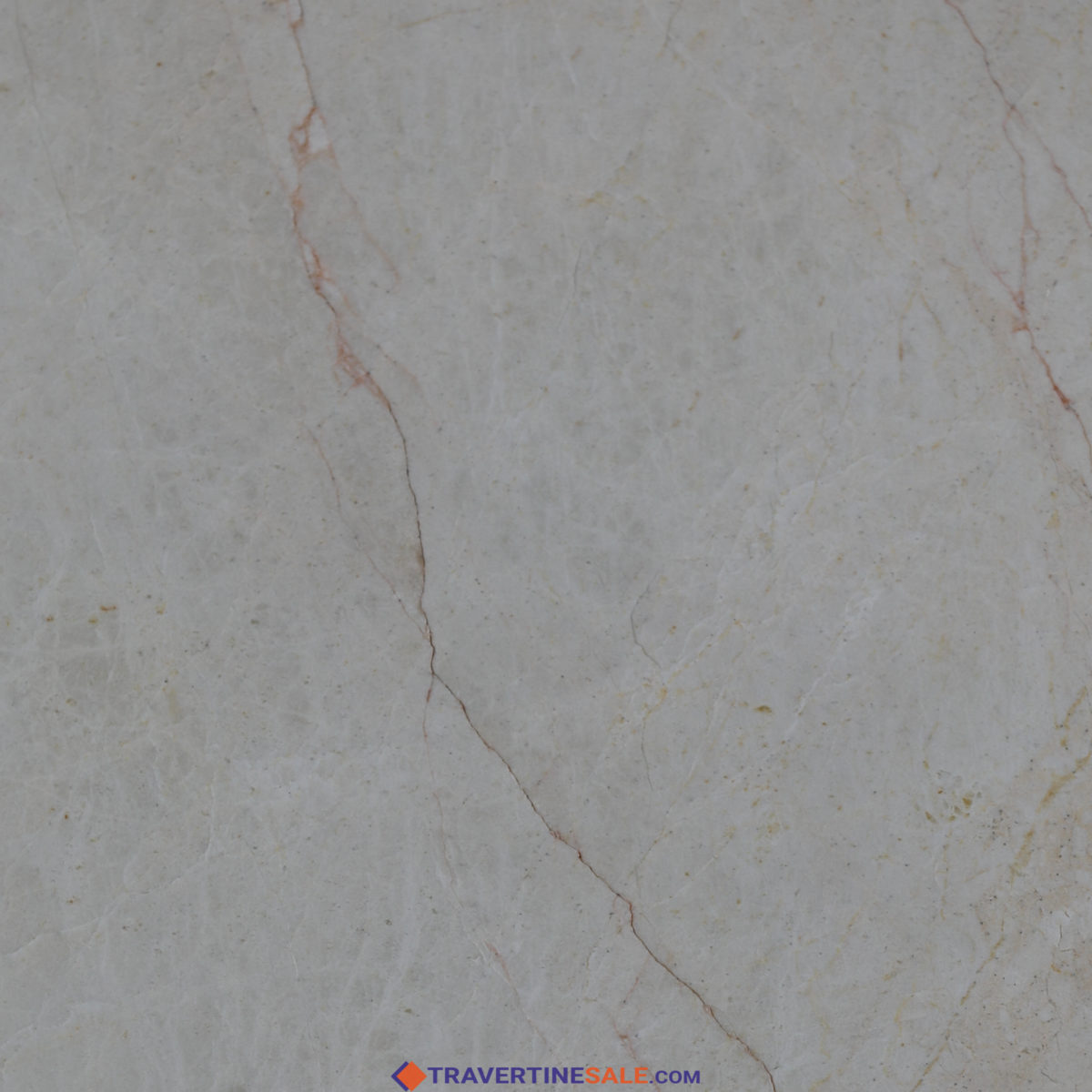 polished vanilla marble tile surface with beige background and red veins