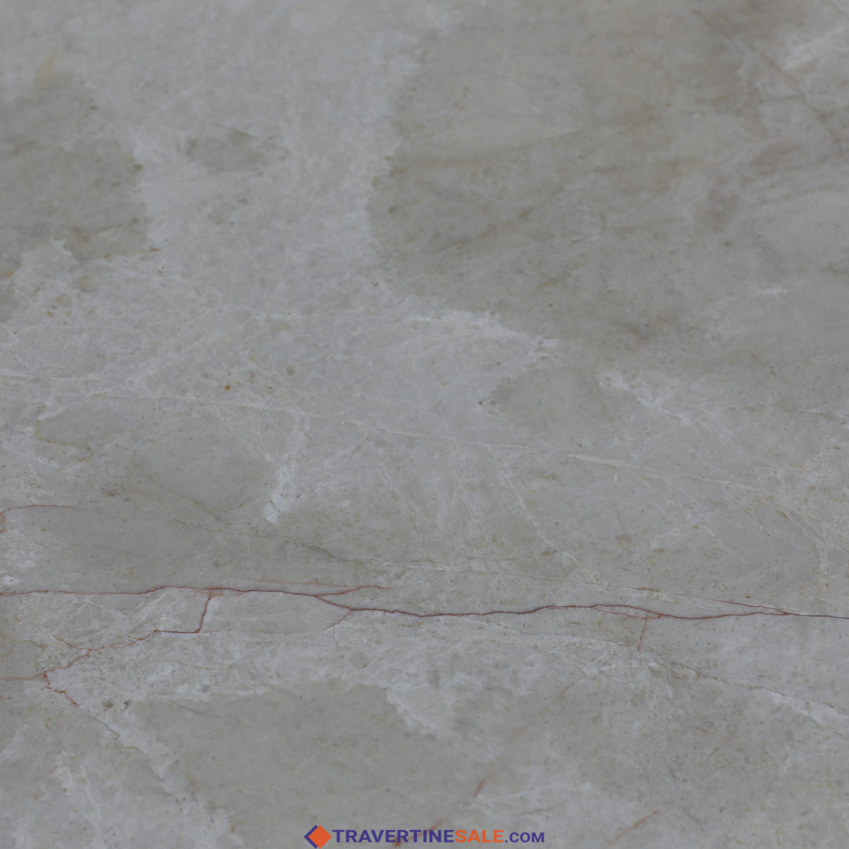 polished vanilla marble tile surface with beige color and red veins