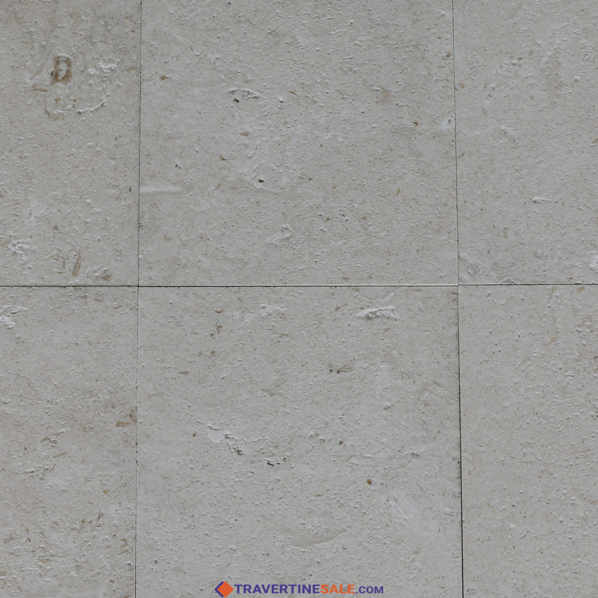 brushed white shell beige limestone tiles