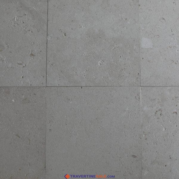 brushed white shell beige limestone tiles
