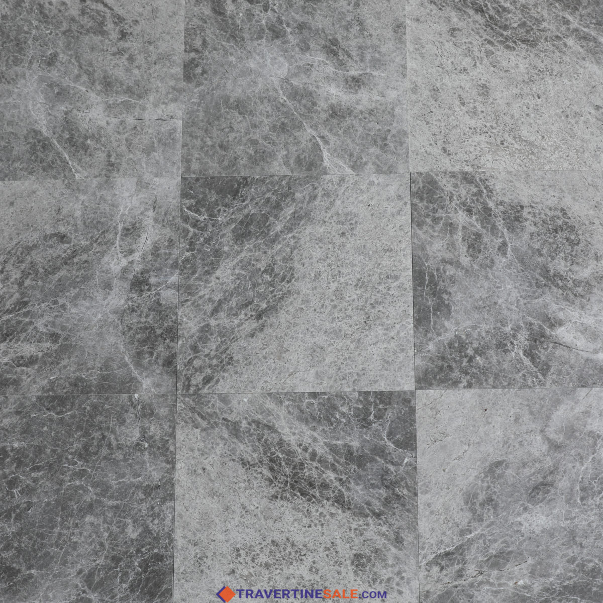 tundra gray marble polished tile surface with gray and silver colors